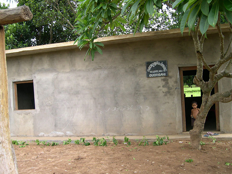 Edificios para escuelas de un proyecto ya consolidado de Educación No Formal