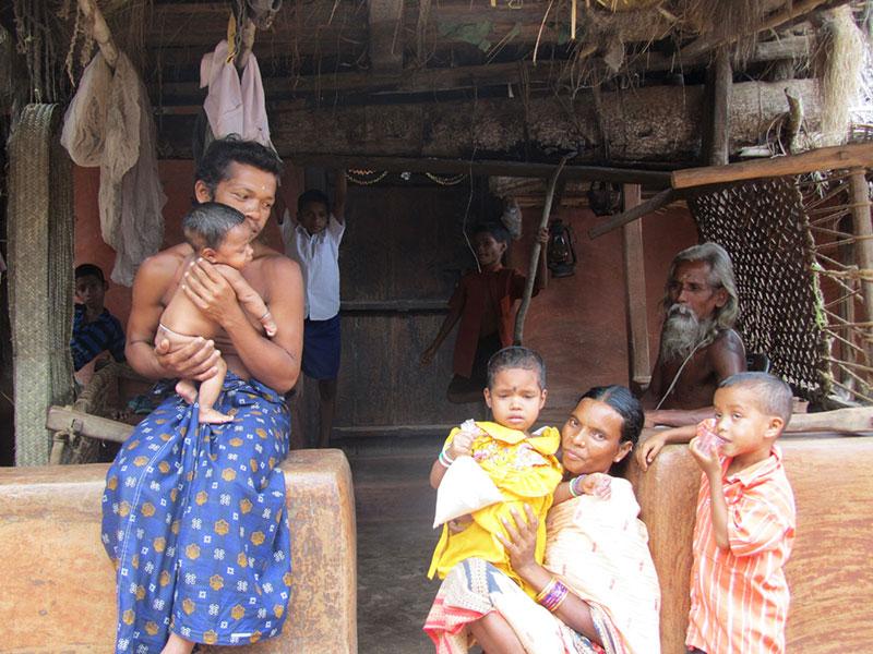 Proyecto integral para atacar la malnutrición infantil en la zona tribal