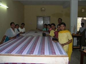 Puesta en marcha de un taller textil de estampación textil