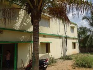 Construcción de una residencia para el personal del centro de Salud en Pasara