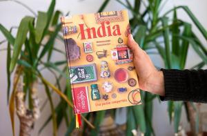 """Libro """"India, una pasión compartida"""""""