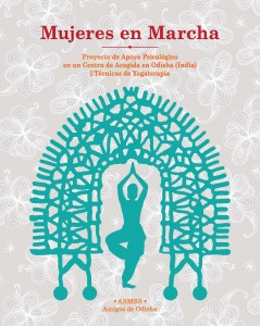 "Libro ""Mujeres en marcha"" Técnicas yogaterapia"