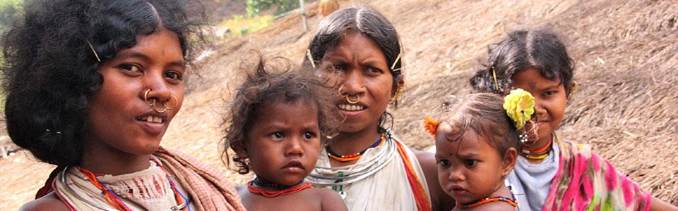 "Viaje solidario ""Etnias de Odisha"". Verano 2015"