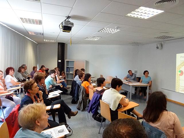 Asamblea anual de socios 2014