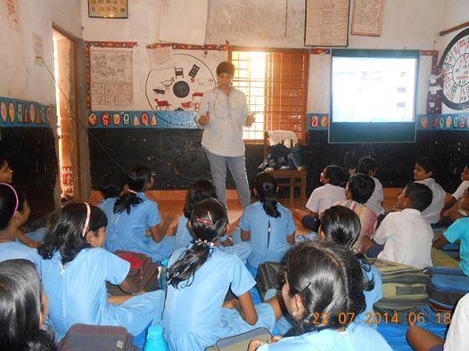 Voluntariado español en Odisha