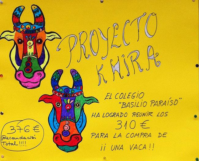 """Microcréditos: Proyecto """"Khira"""""""