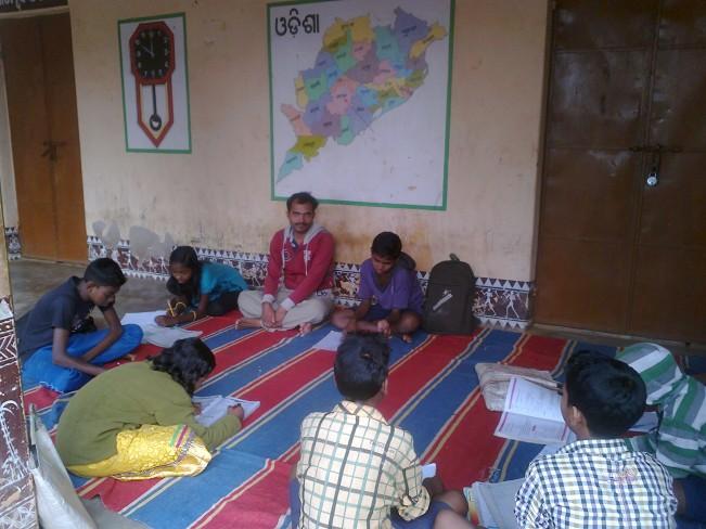 Escuelas de Odisha de exámenes