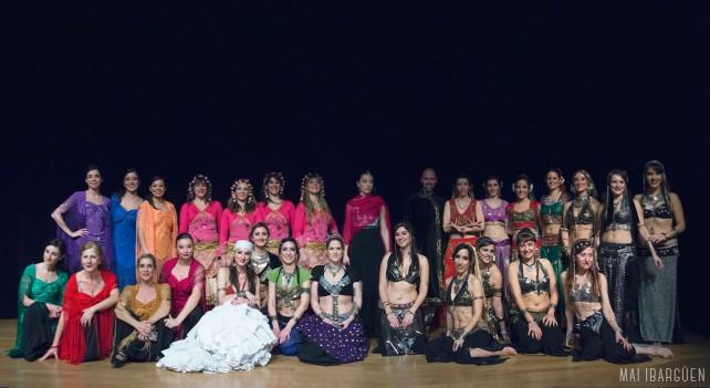 Bailarinas odishaconlamujer