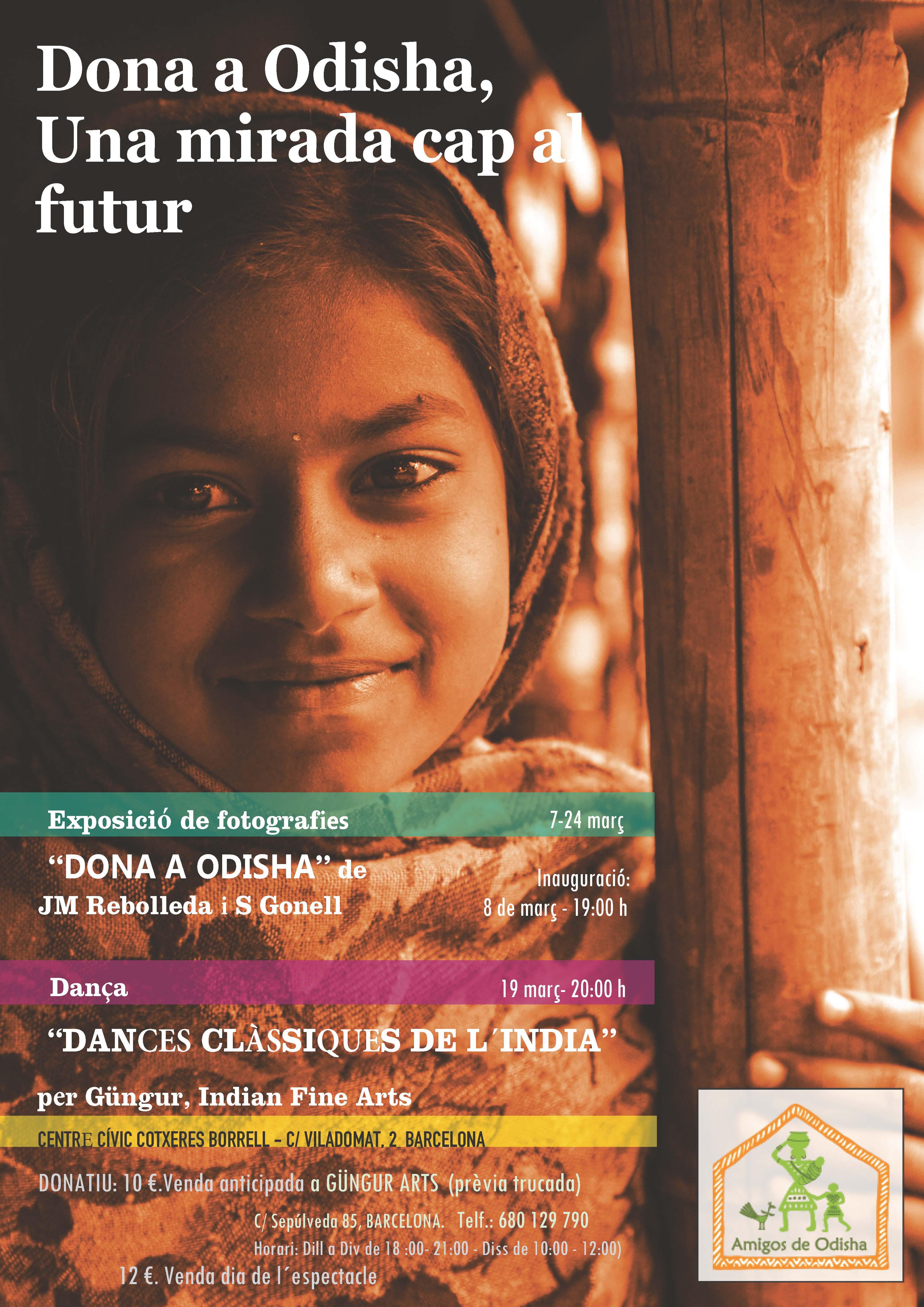Dona a Odisha