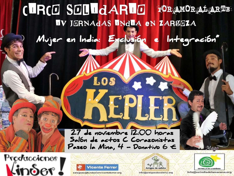 IV Jornadas de India en Zaragoza