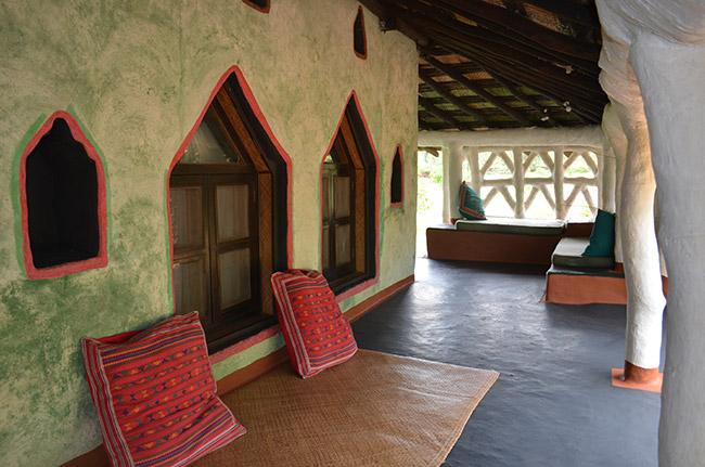 Arquitectura típica en Desia