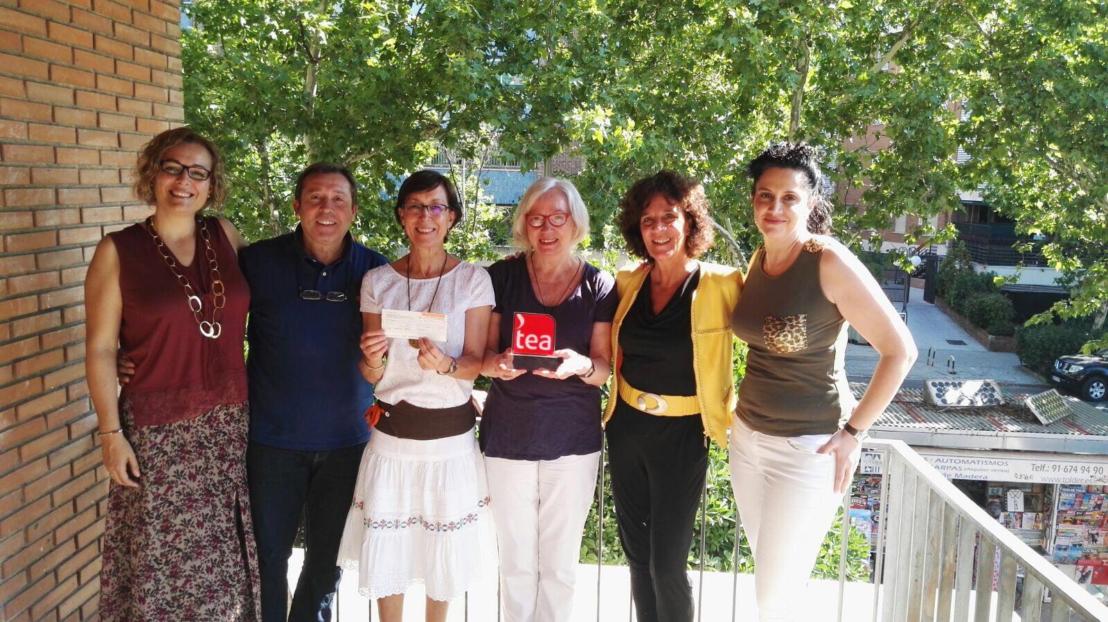 Colaboradores que apoyan nuestra labor solidaria