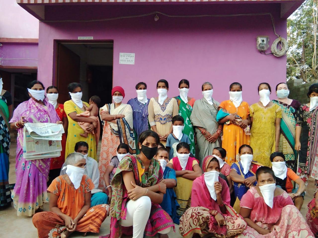 Centros Swadhar. El caso de Anjali