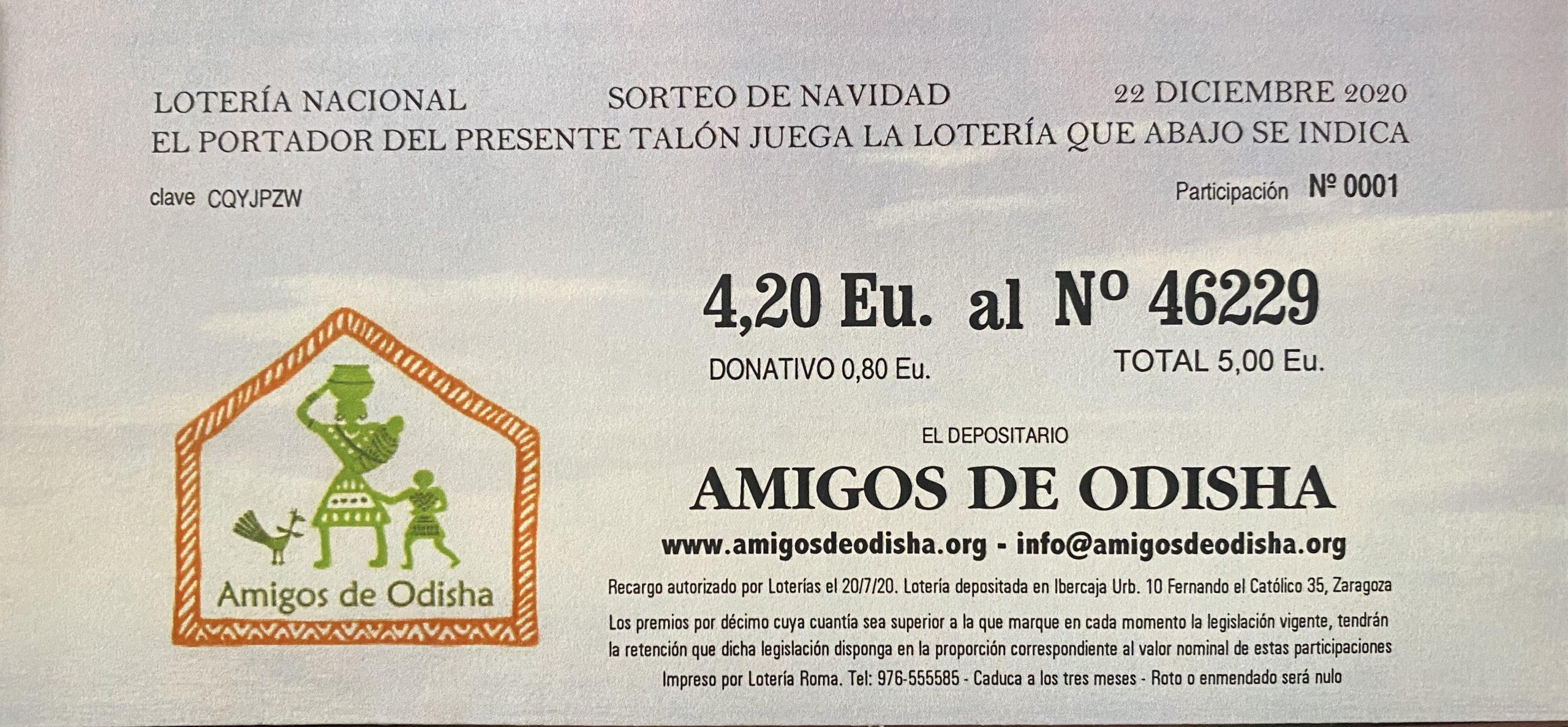 ¿Ya tienes lotería de AdO?