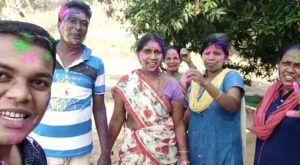 Holi Staff Pasara