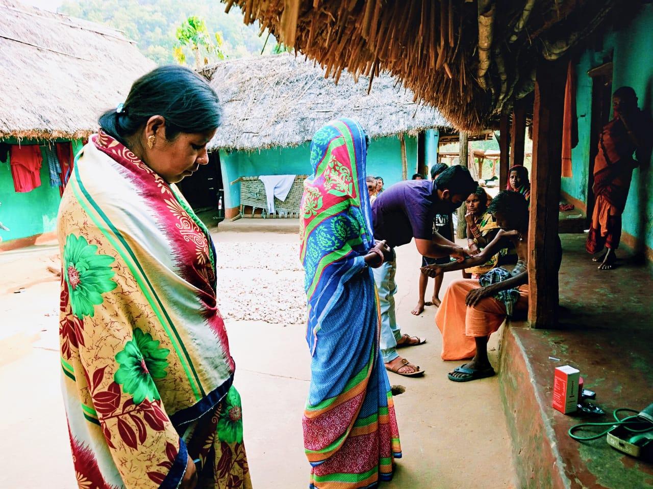 Más sobre Covid en Odisha
