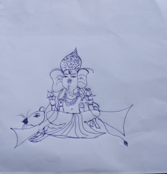 Ganesh Chaturthi. Una gran fiesta
