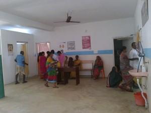 Construcción y dotación de un centro de consultas y hospital de día