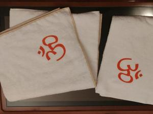 Toallas de yoga - 180x80 cm.