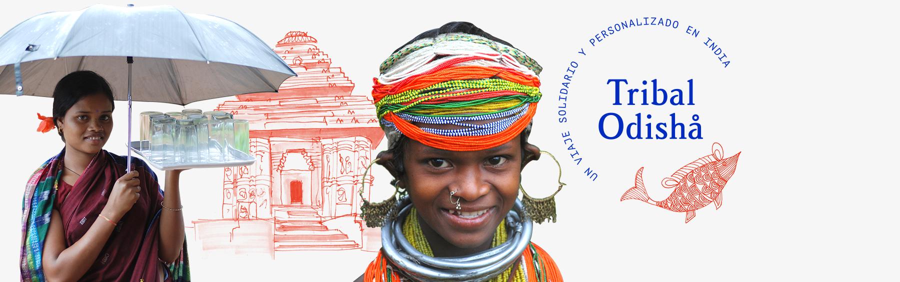 Viaje solidario a Odisha