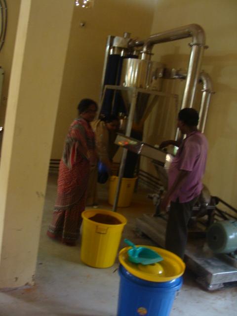 Noticias de Odisha de la Fábrica de especias