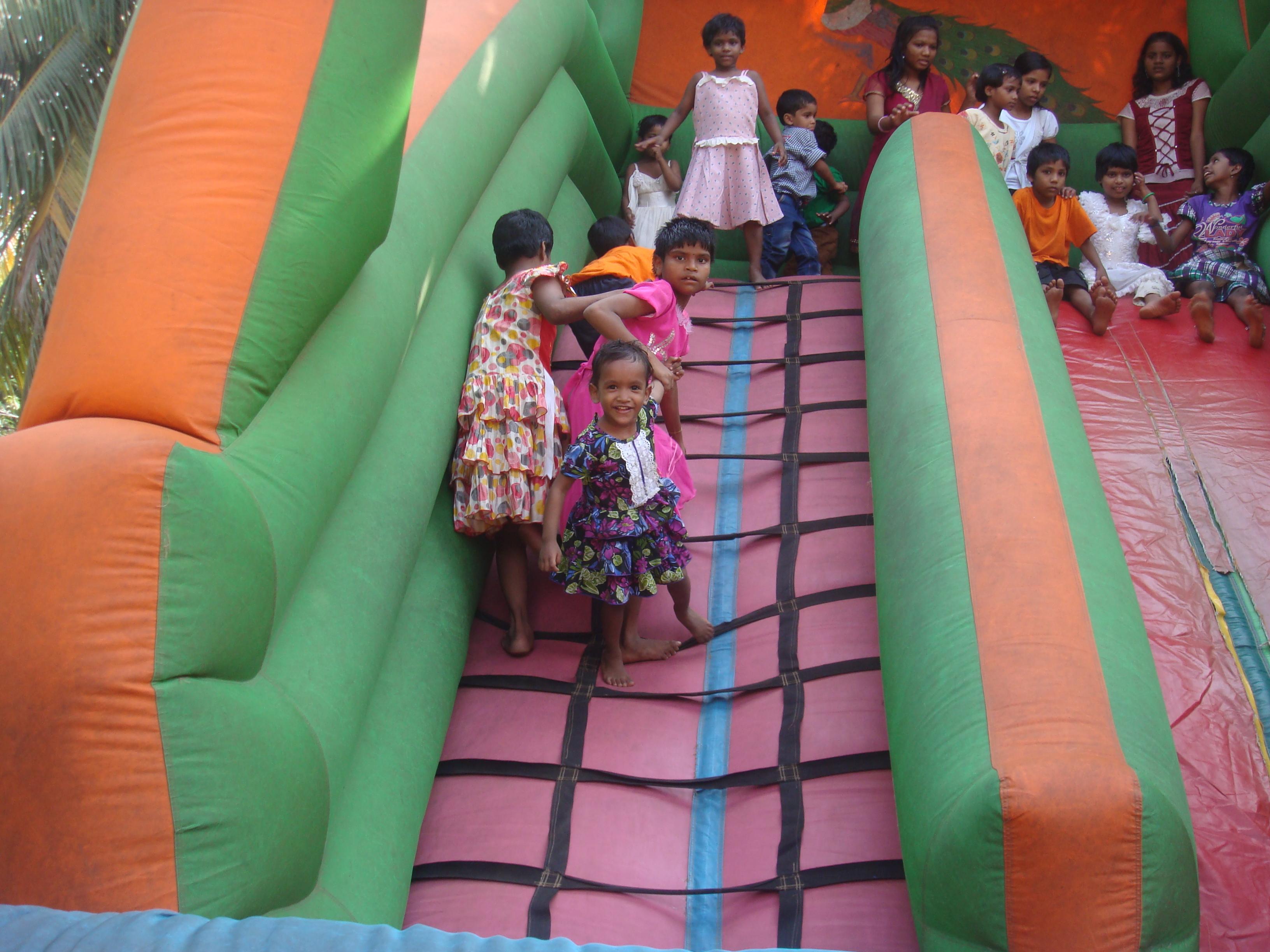 Dia del niño en Odisha