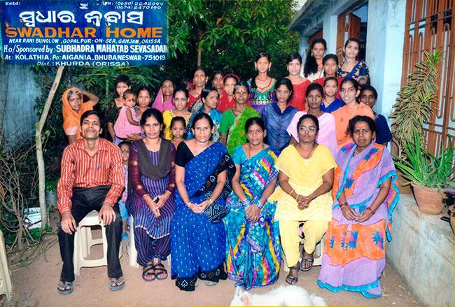 Noticias del centro Swadhar y del programa de hermanamiento