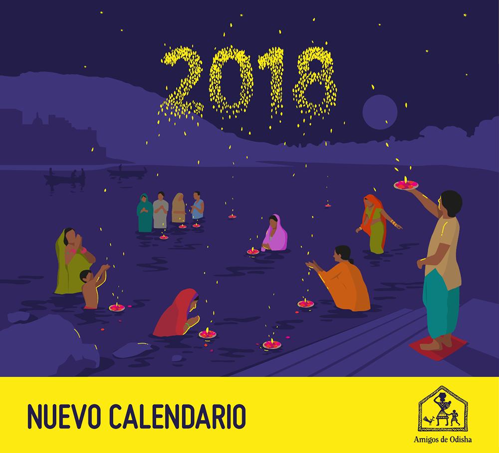 CALENDARIO solidarios 2018