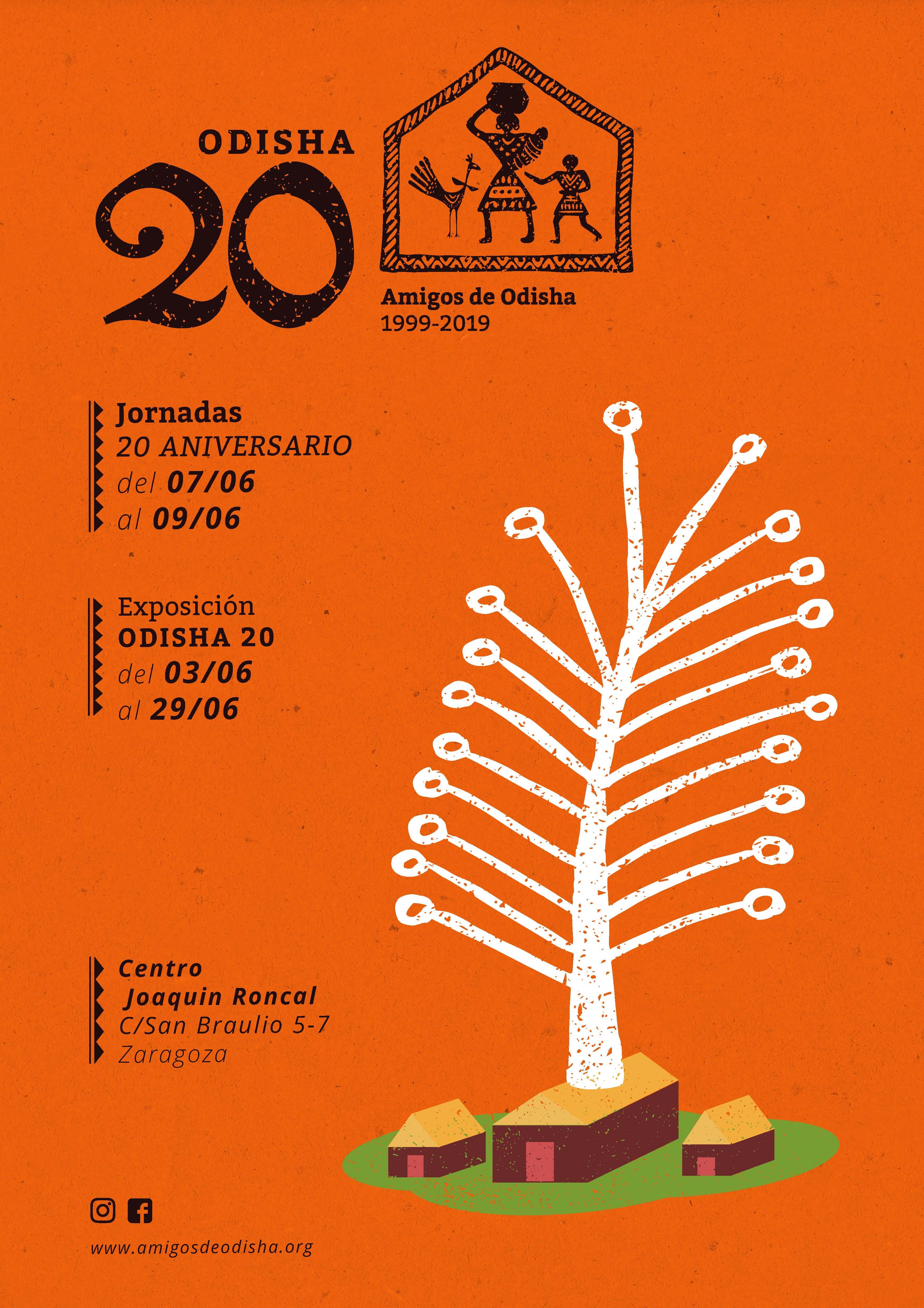 Jornadas del 20 aniversario
