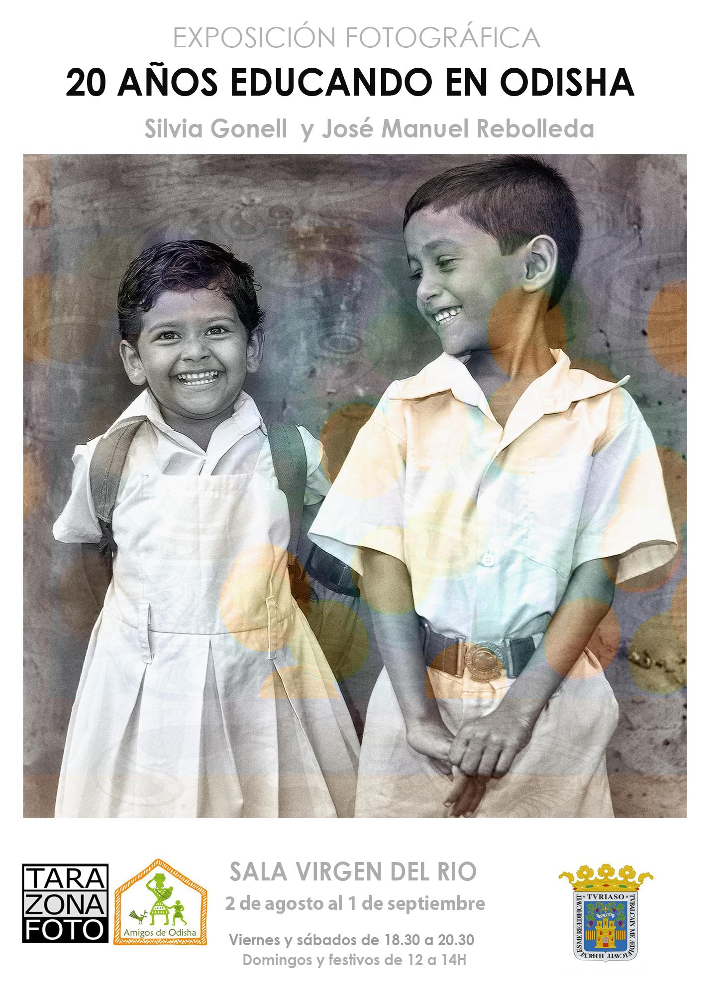 20 Años educando en Odisha
