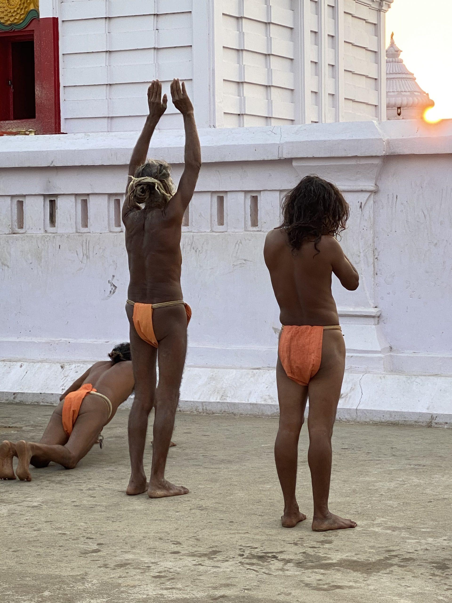 Después de BHUBANESWAR