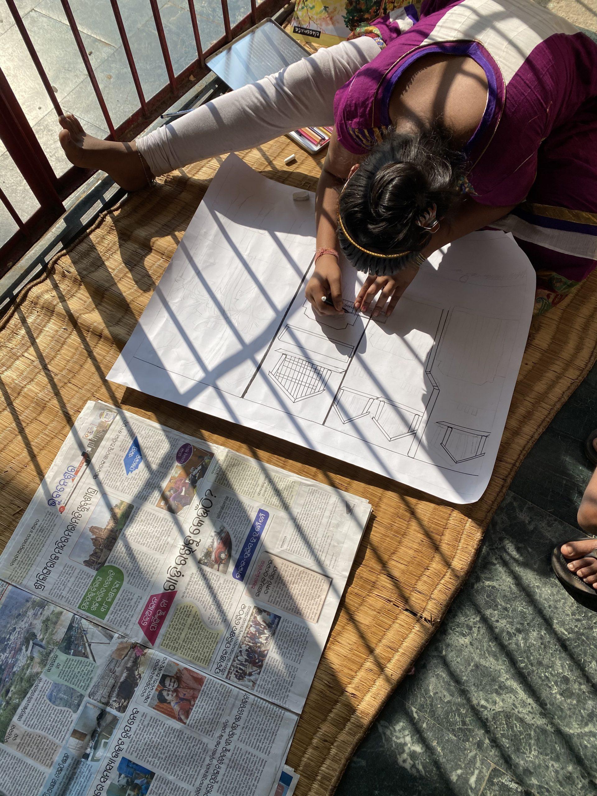 Centro de Acogida infantil de BHUBANESWAR